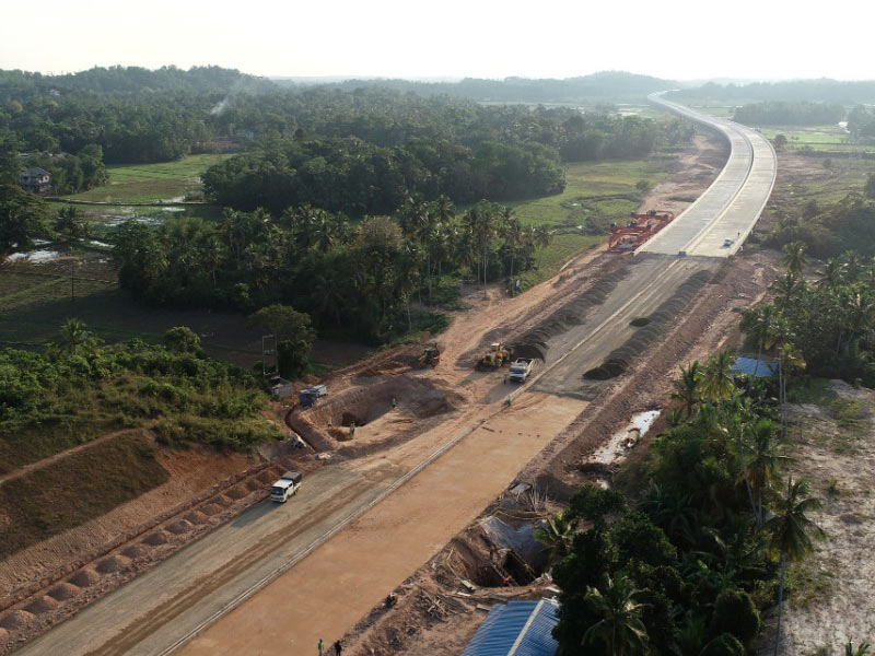 EXTENSION OF SOUTHERN EXPRESSWAY