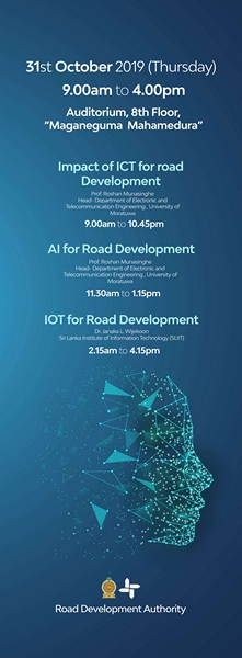 Impact of ICT, AI and IOT for Road Development