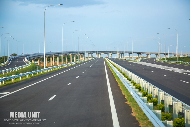 Opening of Extension of Southern Expressway Project - Section III & IV