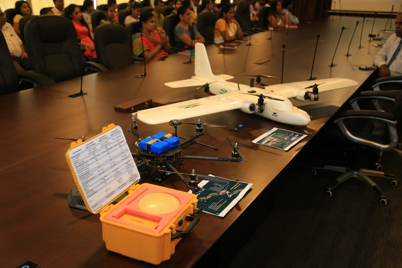 Training Programme on Drone Based GIS Mapping and Applications